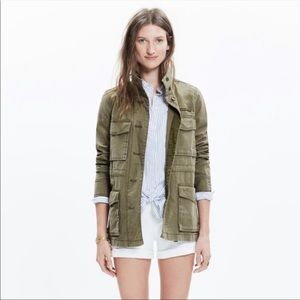 Jackets & Blazers - Madewell Catskills Jacket